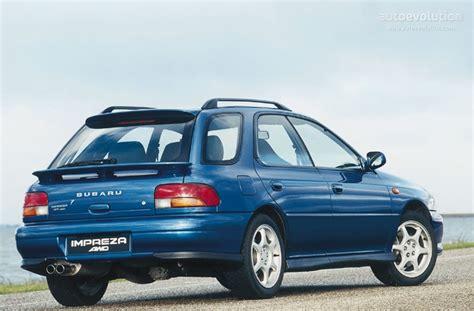 old subaru impreza hatchback subaru impreza wagon specs 1998 1999 2000 autoevolution