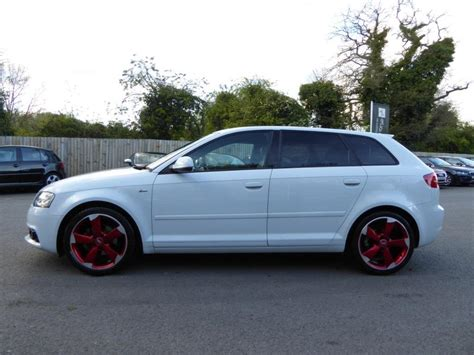 audi a3 wheel size used 2012 audi a3 tdi s line black edition s tronic