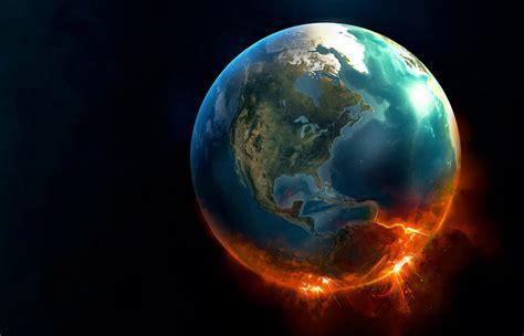 imagenes de la tierra wallpaper fondo de pantalla la tierra en llamas