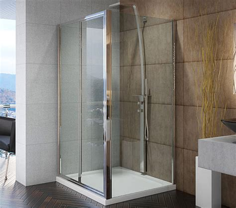 beo designer frameless bi fold shower door 900 x 1850mm