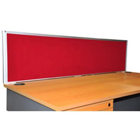 Desk Mounted Dividers by Desk Mounted Screens Office Desk Workstation Screen