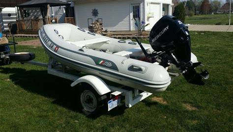 used rigid hull inflatable boats for sale ab rigid hull inflatable boat rhib 10 6 quot 2005 for sale