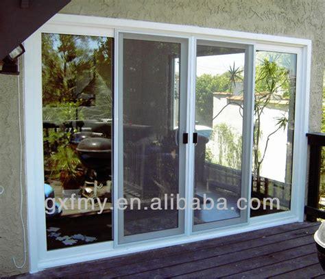 Aluminum Sliding Glass Patio Doors Aluminium Sliding Patio Door With Laminated Glass Glass Tempered Glass Buy Sliding
