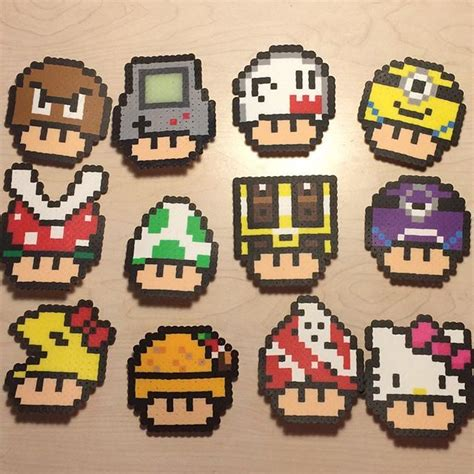 mario fuse 17 best images about perler on animal