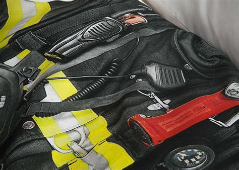 firefighter comforter snurk firefighter bedding hiconsumption