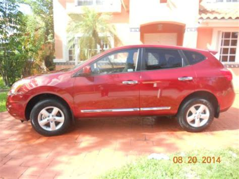 2013 nissan rogue special edition features find used 2013 nissan rogue special edition in miami