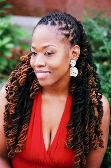 pictures of african american dread styles locs black women natural hairstyles and natural