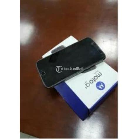 4 Second 64gb handphone android motorola g4 plus 4 64gb second harga murah jakarta dijual tribun jualbeli