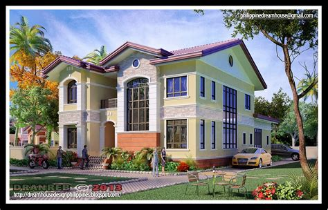 House Plan Two Storey Philippines Home Design And Style House Plans Philippines