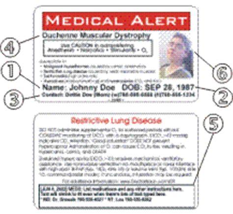 alert card template alert id
