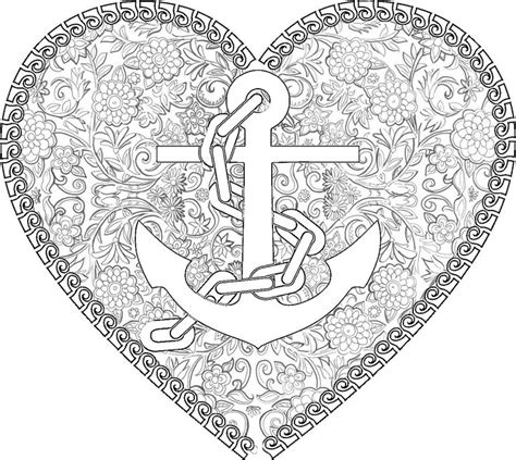 coloring pages adults hearts 169 best hearts love coloring pages for adults images on