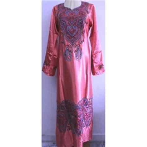 Maxi Kunara Satin Hitam Size L jubah satin azalea busanapenilan muslimah dengan