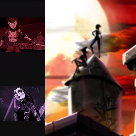 Tmnt Karai Shinigami Colors by rosewitchcat on DeviantArt