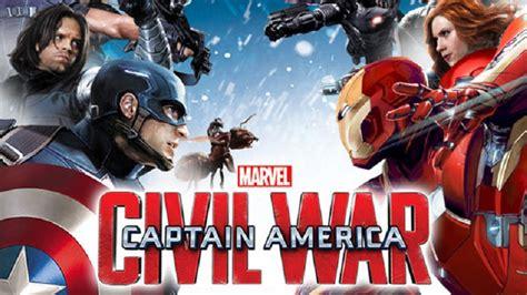film baru captain america kumpulan gambar promo civil war terbaru telah dirilis