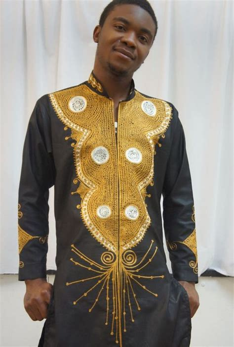 brocade styles for men nigerian brocade with nigerian style contrast embroidery