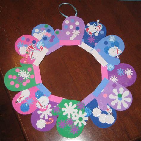 mitten crafts for winter mitten crafts