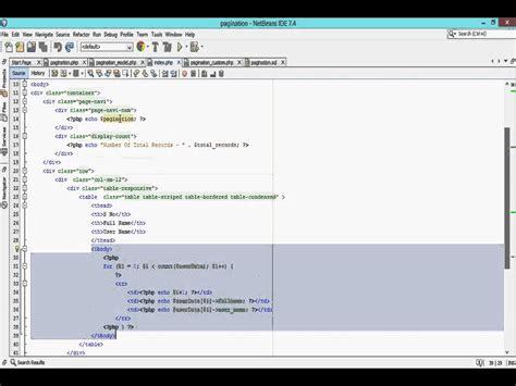 tutorial codeigniter 3 español codeigniter hmvc pagination tutorial with mysql youtube