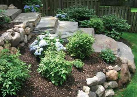 Backyard Ideas For Sloping Yards Sloped Yard Backyard Makeover Pinterest The O Jays Stairs And The Back