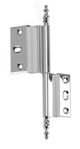 What Is The Kitchen Cabinet Aho Pc Left Offset Armoire Hinge In Polished Chrome Walk