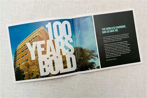 creative examples  college  university brochure design jayce  yesta
