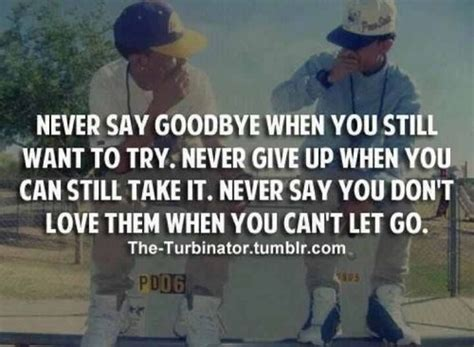 Is It When You Cant Say Goodbye by I Cant Let Go Quotes Quotesgram