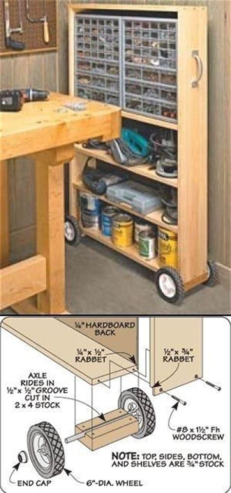Garage Shelving On Casters 1000 Ideas About Garage Shelving On Garage