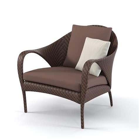 Dedon Patio Furniture Dedon Chair 3ds
