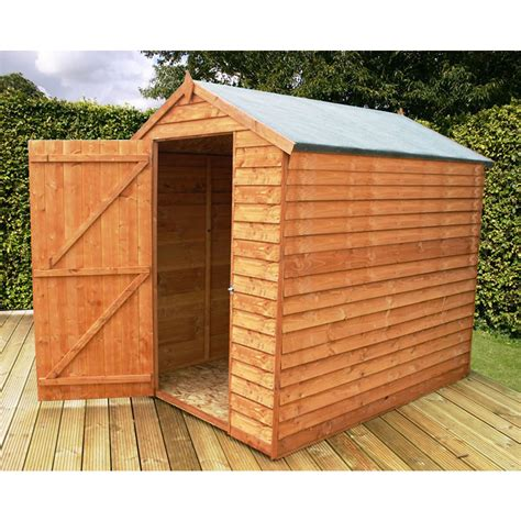 6ft By 4ft Shed Garden Sheds 6ft By 4ft Home Design Ideas