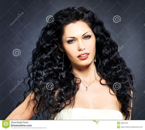 show me curly model pose hairstyles beautiful fashion sexy woman with curly hairstyle royalty