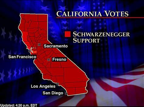 california recall cnn election 2003 california recall