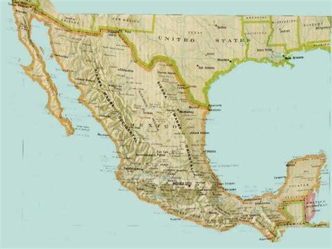 cadenas orograficas principales de mexico orograf 237 a