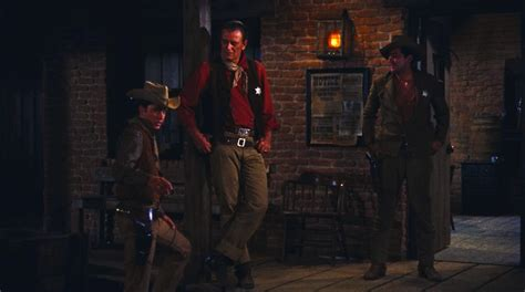 Rio Bravo 1959 Pin Still Of Dean Martin And Ricky Nelson In Rio Bravo 1959 On Pinterest