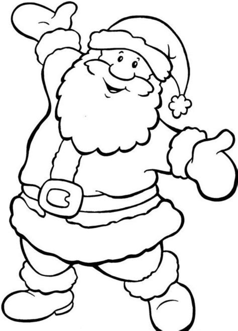 vintage santa coloring page free printable vintage christmas coloring pages coloring