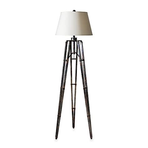 bed bath and beyond tustin buy uttermost tustin tripod floor l from bed bath beyond