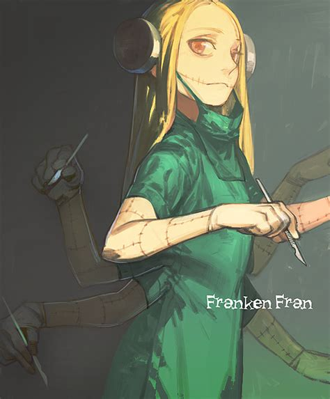 franken fran franken fran by shioshiorz on deviantart