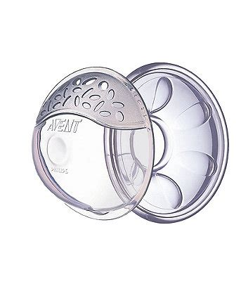 philips avent isis comfort breast shell set 2 pack