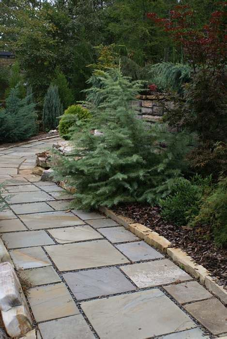 Dry Laid Patio Walkway Ideas