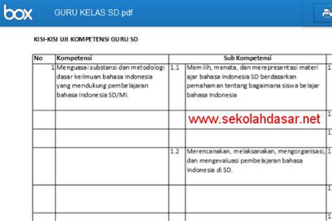 tutorial ukg online guru sd upt tk sd kecamatan medan belawan kisi kisi soal ukg
