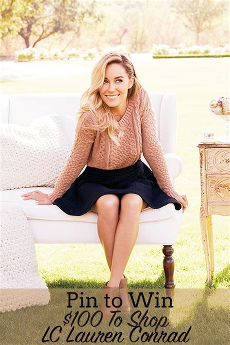 how to wrap a perfect present lauren conrad giveaway pin to win 100 to kohl s lauren conrad