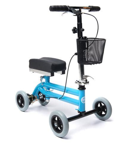 calgary knee walker wheel easy