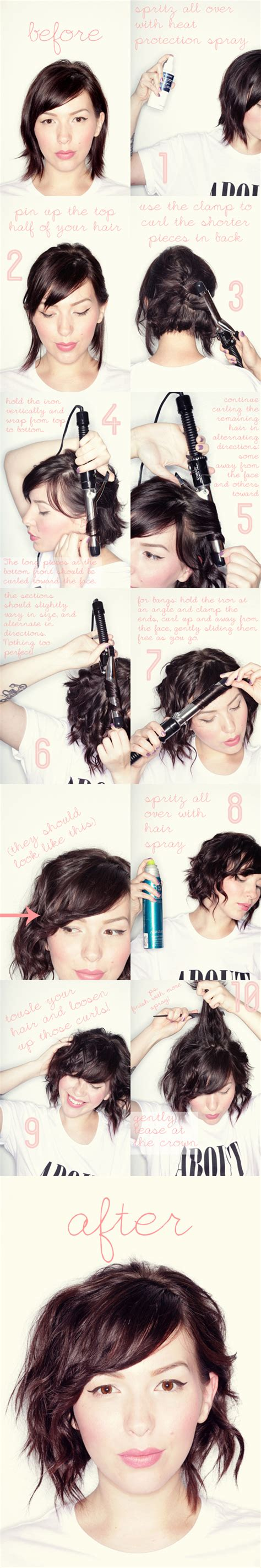 Hair Style Tools Name Handy by Wavy Hair Tutorial For Locks Keiko