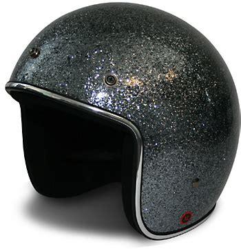 hci glitter helmet dark silver | electric avenue scooters