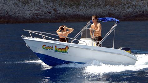 swan boats monterey capri boat banana sport on capri