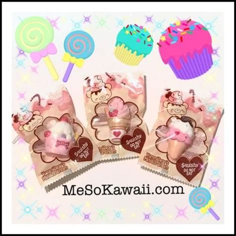Yummiibear Mascot Original Squishy Murah 1 17 best images about squishies on donuts buns