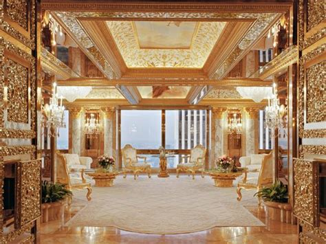 How Many Bathrooms Does The White House by Will He Go For The Gold Donald S Redecorating Plans