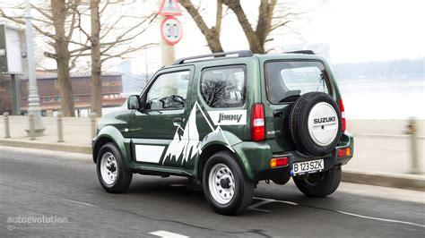 jeep suzuki 2016 suzuki jimny tested mountain goat autoevolution