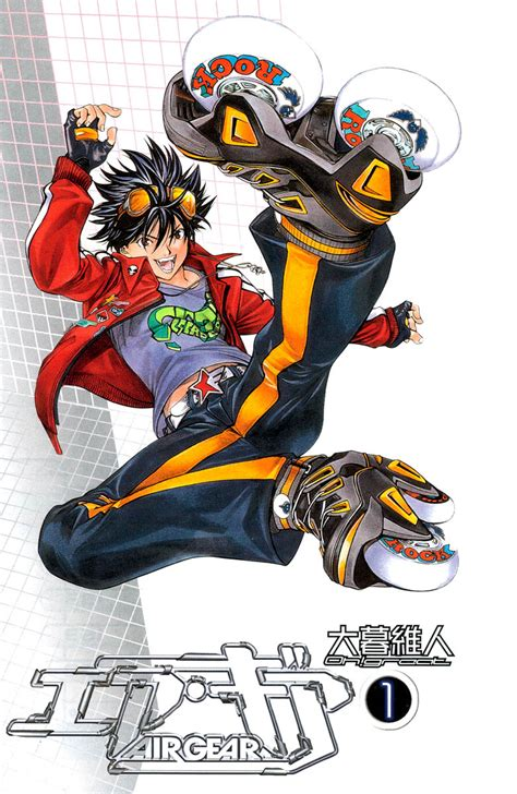 air gear mondays anime adaptions personalized reviews