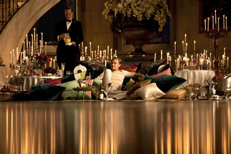 Great Gatsby Decor recreating gatsby s playground the sets of the great gatsby the gal about