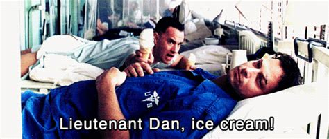 Lieutenant Dan Ice Cream Meme - lieutenant dan on tumblr