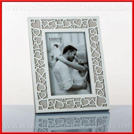 cornici foto matrimonio cornici foto in legno decoro cuore matrimonio stile shabby